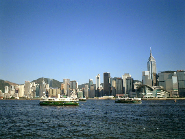 Why Hong Kong is better than Shanghai